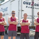 One2One Removals Staff