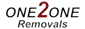 One2One Removals Logo